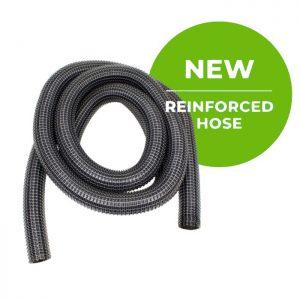 reinforced gutter vac hose